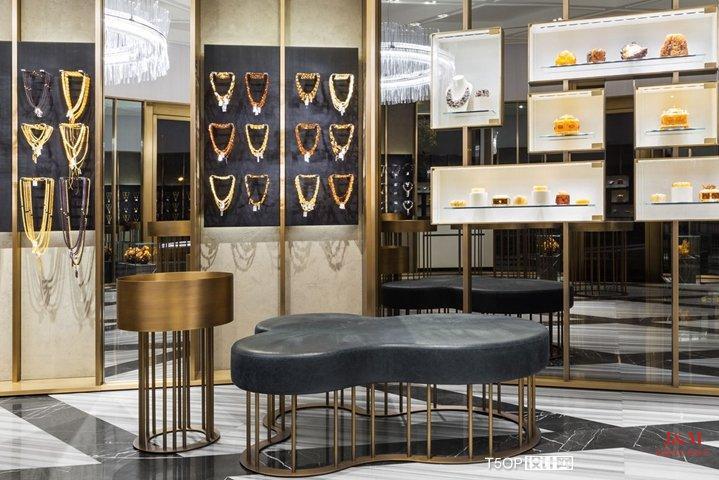 柜台道具|展示道具|珠宝橱窗设计|珠宝道具|翡翠陈列|黄金道具|珠宝